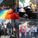 Polonia scontri e contestazioni contro manifestazione gay