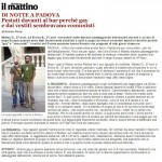 Padova: aggressione omofoba. Solidariet