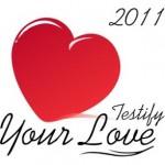 San Valentino 2011 – Testimonia il tuo amore!
