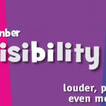 Bi Visibility Day 2015 – Giornata dell'orgoglio e della visibilità bisessuale.
