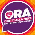 ORA DIRITTI ALLA META! Chi ama i diritti li vuole per tutt* Roma – 5 marzo 2016, ore 15:00