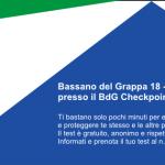 Settimana del test HIV 2016 – European HIV Testing Week Bassano