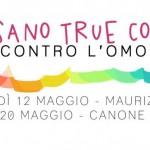 Bassano True Colors – Uniti contro l'Omofobia